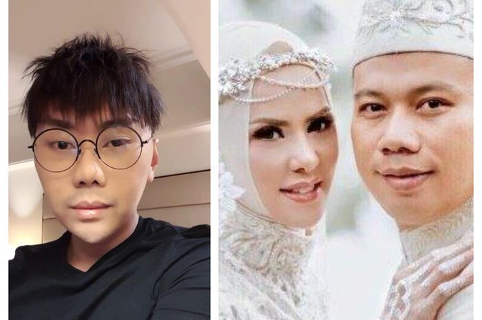 Roy Kiyoshi ungkap hal ini mengenai rumah tangga Angel Lelga dan Vicky Prasetyo