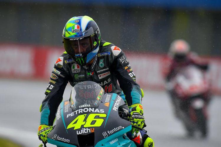 Hasil Kualifikasi Motogp Belanda 2021 Valentino Rossi Dan Marc Marquez Bak Tukar Nasib Bolasport Com
