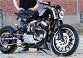 Anjay! Harley-Davidson Sportster Bermesin 1200cc Dicekoki Turbo