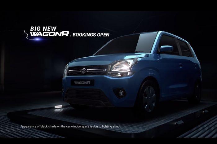 Suzuki Wagon R baru sudah bisa dipesan di India