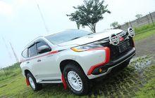 Mantap, Mitsubishi Pajero Sport Ini Makin Ganteng Pakai Gaya Rally