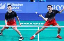 Hasil Final SEA Games 2019 - Indonesia 1-1 Malaysia Setelah Fajar/Rian Ditumpas Musuh Bebuyutan