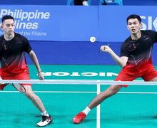 Meski Indonesia Raih Medali Emas, Performa Fajar/Rian Sempat Bikin Pelatih Kecewa