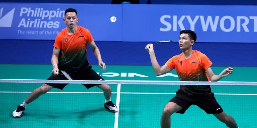 Rekap Bulu Tangkis SEA Games 2019 - Termasuk Fajar/Rian, 4 Wakil Indonesia Tereliminasi