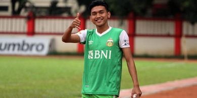 Bhayangkara FC VS Persela, Momen Emosional Dendy Sulistyawan