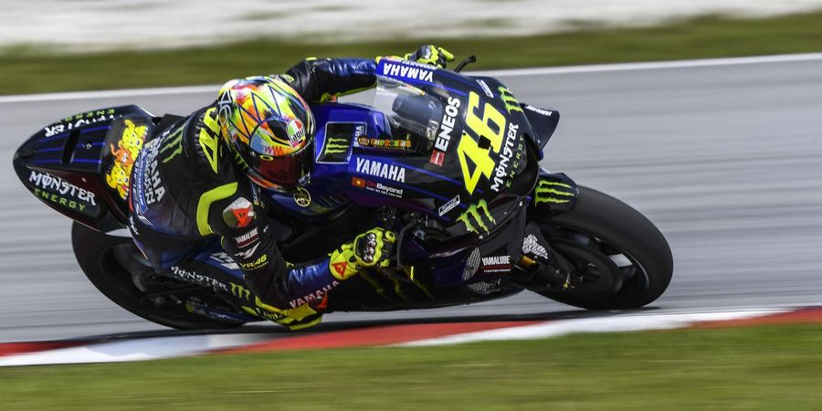 Lihat Performa Motor Ducati, Valentino Rossi Akui Jadi Sedikit Takut
