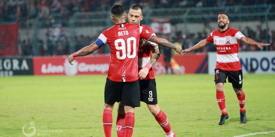 Pemain Madura United Ini Tidak Akan Kecewa Jika Gajinya yang Harus Dipotong