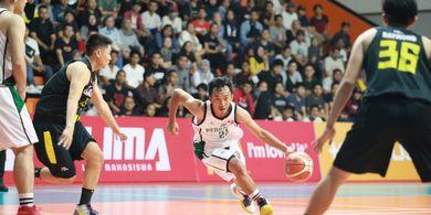 LIMA Basket Nationals 2019 - Perbanas Penuhi Target Peringkat Ketiga