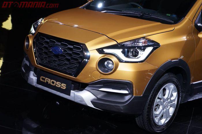 World Premiere Datsun Cross di Indonesia, crossover Datsun ini selain tampilan baru, fiturnya pun