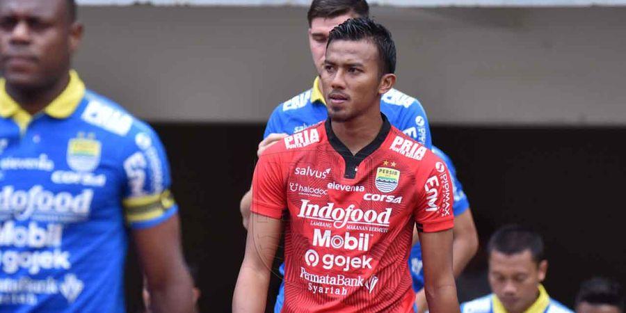 Terungkap, Kiper Persib Bandung Sempat Alami Kejadian Tak Terduga Sebelum Lawan PSS Sleman
