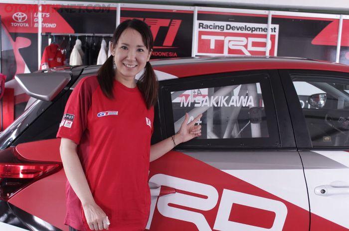 Mery Sakikawa gantikan Alinka Hardianti untuk Kejurnas ITCC 1600 MAX