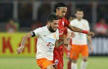 borneo fc tanpa tiga pemain saat menghadapi madura united di kandang