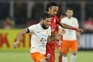 Borneo FC Vs Barito Putera, Ambisi Jaga Rekor di Derbi Kalimantan
