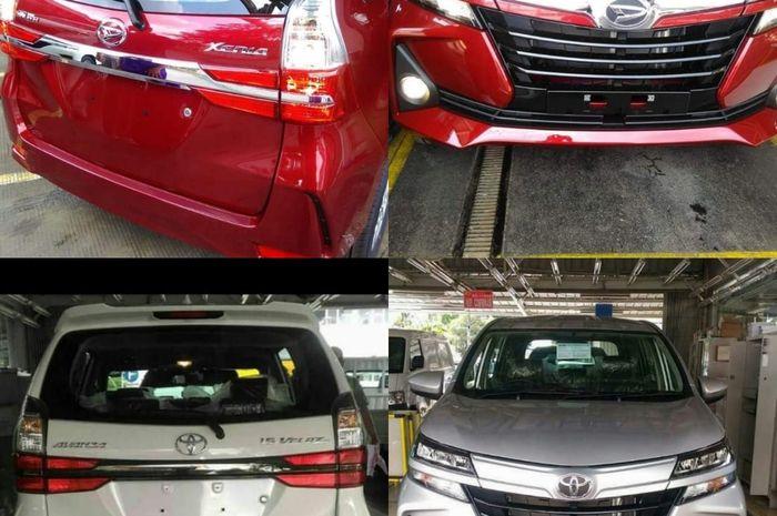 Tampilan Toyota Avanza 2019