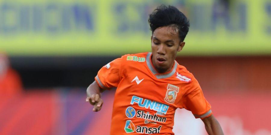 Pemain Muda Borneo FC Semakin Menunjukkan Potensinya di Liga 1 2019