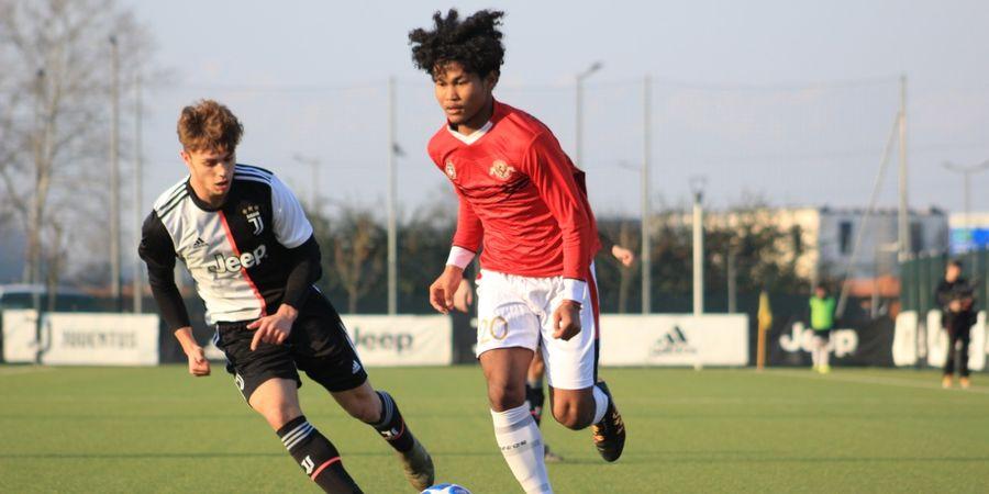 Ujian Berat, Dua Pemain Garuda Select Siap Hadapi Inter Milan U-17