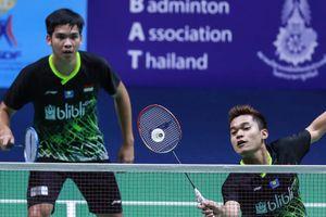 Swiss Open 2021 - Perempat Final Rasa Final bagi Para Wakil Indonesia