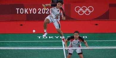 Hasil Bulu Tangkis Olimpiade Tokyo 2020 - Hajar Peringkat 1 Dunia, Greysia/Apriyani Siap Hadapi Siapapun di Perempat Final!