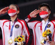 Olimpiade Tokyo 2020 - Disorot Media China, Greysia Polii Beberkan Fakta Ini