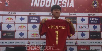Tim Pelatih Garuda Select Sambut Baik Kedatangan Shin Tae-yong