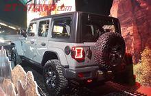 Gak Ngaruh Jeep Wrangler JL Pakai Mesin Kecil, Kemampuan Tetap Jos