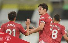 Liverpool Vs Man United - Maguire Pede dengan Rekor Tandang Setan Merah