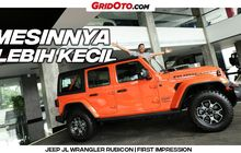 Out Now! Video First Impression Jeep JL Wrangler Rubicon
