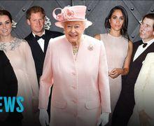 Keluarga Kerajaan Inggris Ini Hampir Tak Pernah Melihat Uang