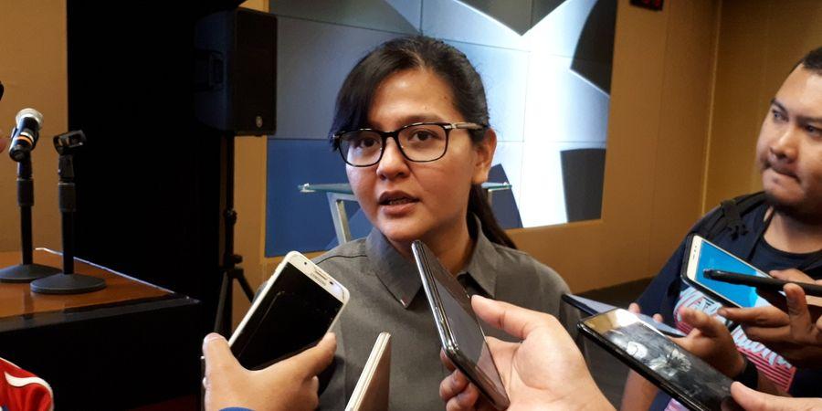 Ratu Tisha Tak Maju di Bursa Caketum dan Waketum PSSI, Mengapa?