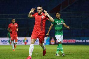 Daftar Pencetak Gol Terbanyak di Piala Gubernur Jatim 2020