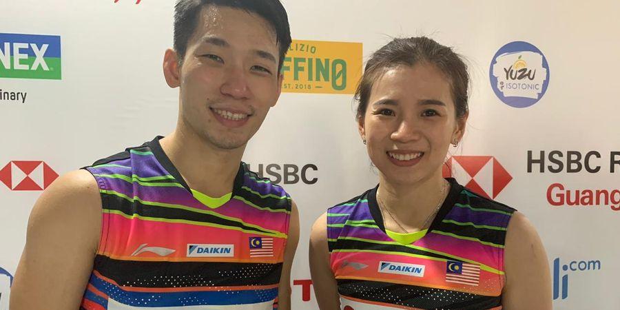 Cerita Goh Liu Ying soal Kondisi Chang Peng Soon Selama BWF World Tour Finals 2019