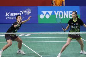Hasil Hong Kong Open 2019 - Sukses Revans, Hafiz/Gloria Jadi Wakil Indonesia Pertama pada Babak Ke-2