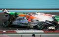 Crash Mengerikan F1 Abu Dhabi 2010, Mobil Michael Schumacher Tertindih