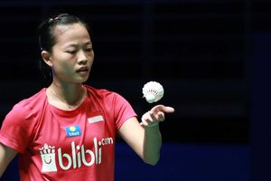 Hasil French Open 2019 - Fitriani Menang Straight Game dan Lolos