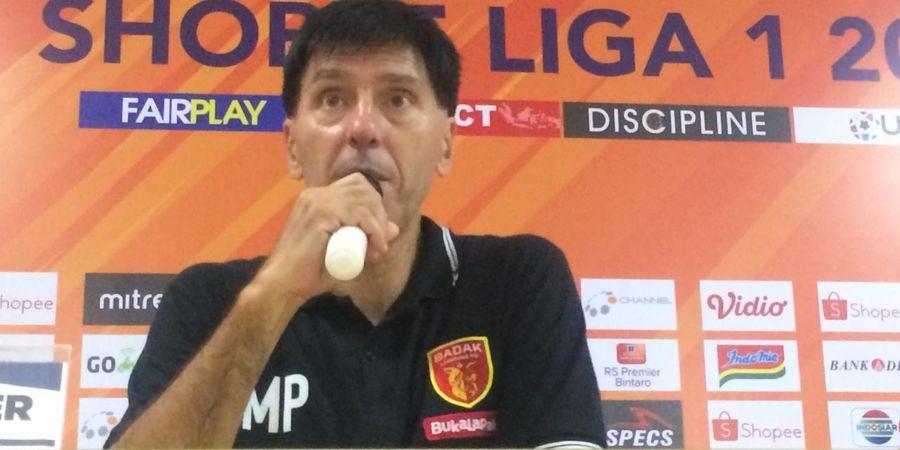 Milan Petrovic Sebut Perseru Badak Lampung FC dalam Bahaya Jelang Hadapi Bali United