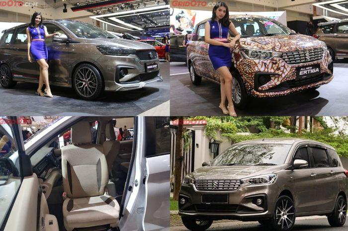 Kolase modifikasi All New Suzuki Ertiga