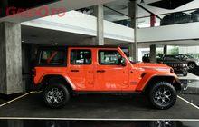Ternyata Jeep Wrangler JL Punya 75 Lebih Fitur Baru, Ini Yang Istimewa