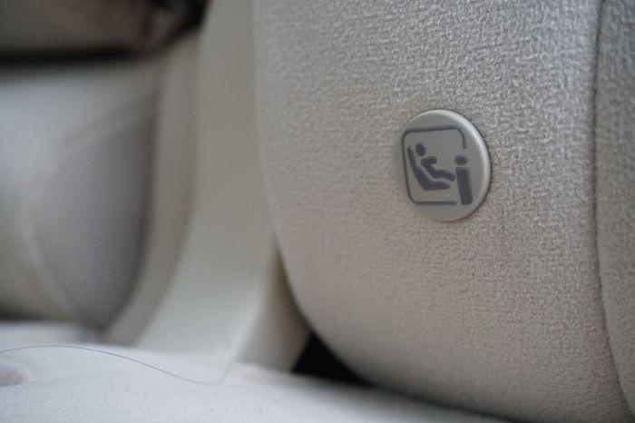 Mitsubishi Xpander dilengkapi fitur ISOFIX