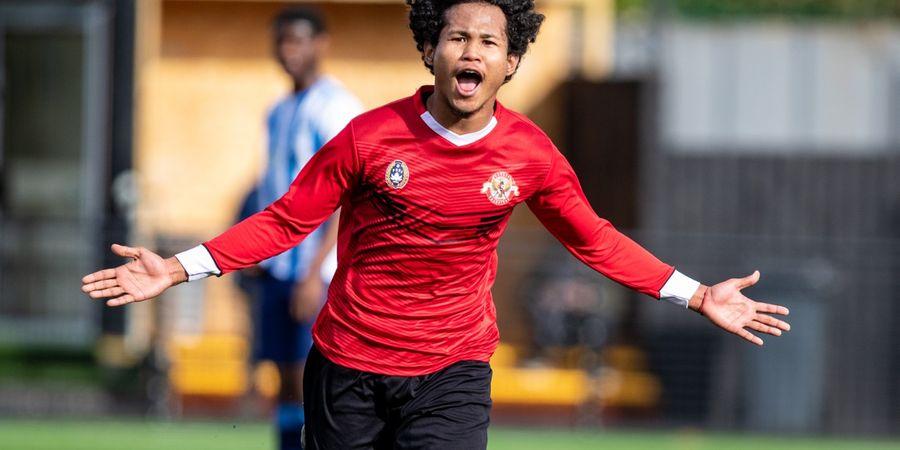Piala Dunia U-21 Semakin Dekat, Ini Pesan Bagus Kahfi kepada Pemain Muda Indonesia