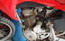 Penyakit Honda Tiger yang ikut Menular ke CRF230F, Seputar Rantai