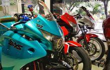Harga Spare Part  Honda CBR 250R Menggila, Kampas Rem Aja Rp 800 Ribu