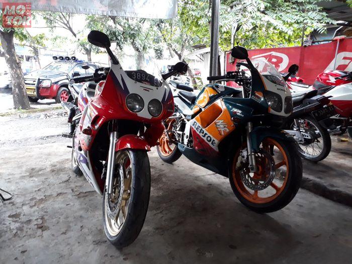 Honda nsr 150 series