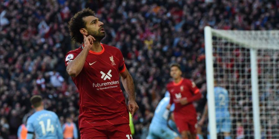 Mohamed Salah Memang Pemain Terbaik di Dunia Saat Ini, tetapi Egoisnya Kebangetan