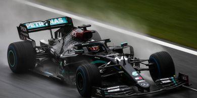 Pole Position GP Styria 2020 Jadi yang Terbaik Ke-3 untuk Lewis Hamilton