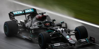 Hasil Balapan GP Styria 2020 - Tampil Dominan, Lewis Hamilton Juara