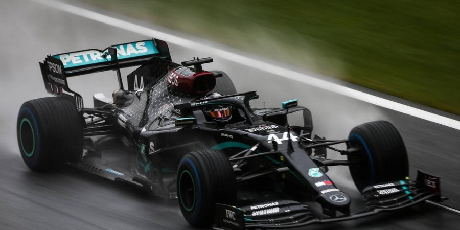 Hasil F1 GP Styria 2020 - Lewis Hamilton Dominan dan Juara Di Sini