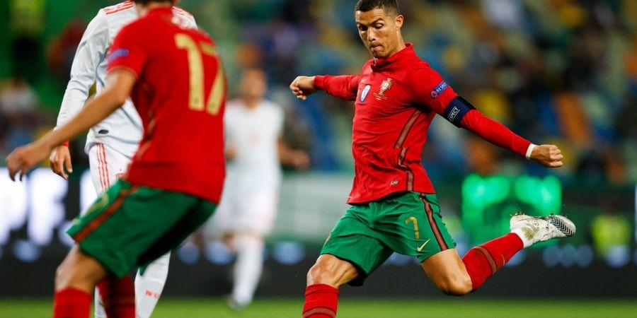 Lakukan Perekik Jelek Lawan Israel, Cristiano Ronaldo Dicemooh Habis-habisan