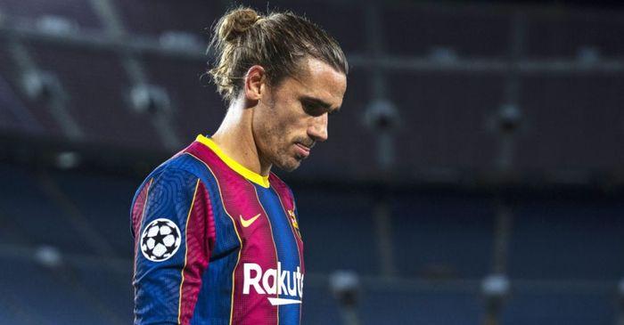 Dibuang Barcelona dan Ditolak Atletico, Nasib Griezmann Terombang-ambing