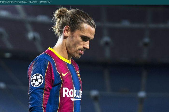 Demi Pangkas Beban Gaji Pemain, Barcelona Tukar Antoine Griezmann dengan Saul Niguez thumbnail