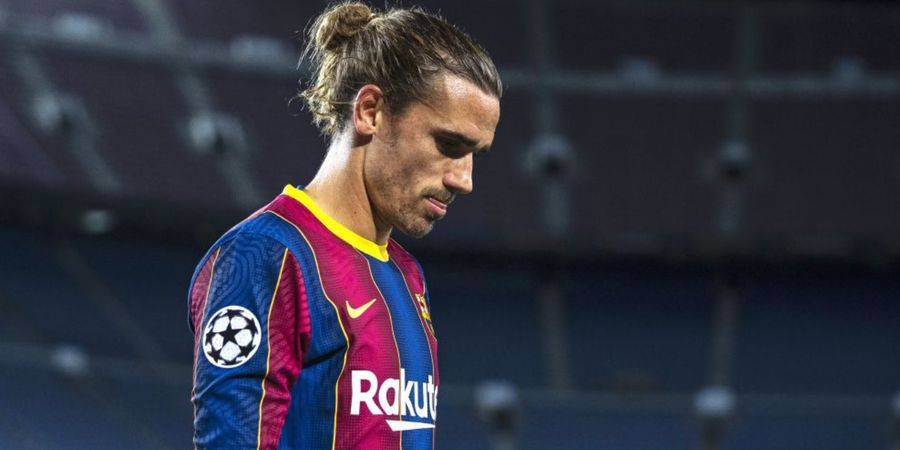 Penolakan Griezmann di Liga Inggris Jadi Masalah Bagi Barcelona